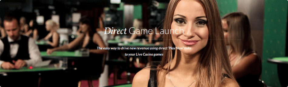 Direct Game Launch
