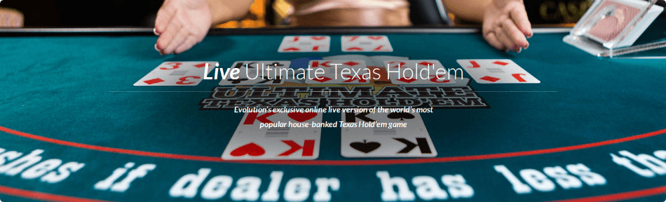 Live Ultimate Texas Hold'em