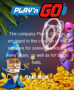 Play'no GO software
