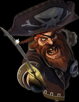 RTG Pirate