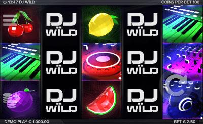 DJ Wild slot