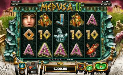 Medusa II slot