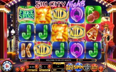 Sin City Night slot
