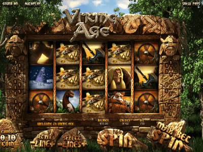 Viking Age slot