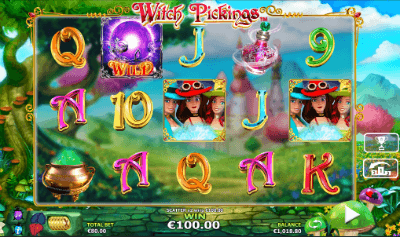 Witch Pickings slot