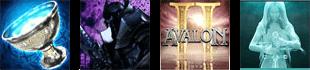 Avalon II symbols