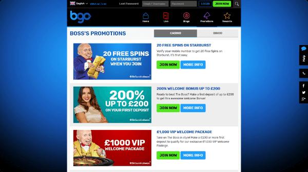 BGO Promotions