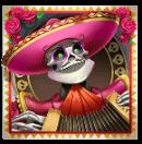 Grim Muerto symbol
