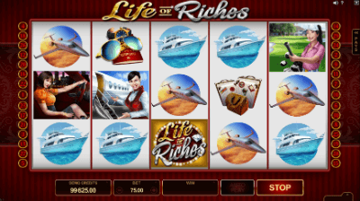 Life of Riches slot