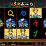Six Acrobats slot