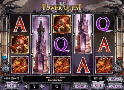 Spiele Tower Quest - Video Slots Online