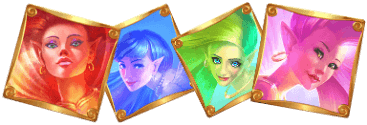 Fairy Gate characters