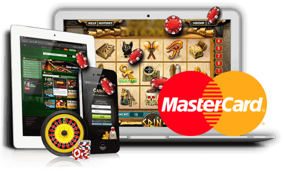 online casino with mastercard
