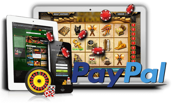 How to use PayPal account in Online Casinos