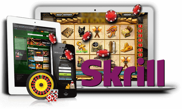 online casinos accepting skrill