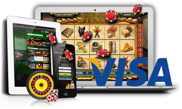 Online Casino with Visa