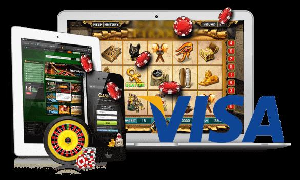 Online Casino with Visa