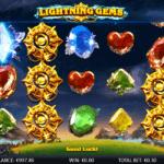 Lightning Gems slot