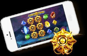 Lightning Gems mobile version