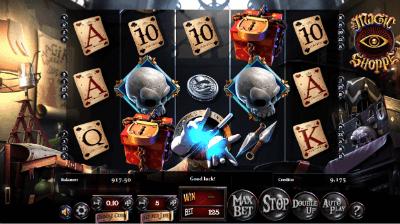 The Magic Shoppe slot