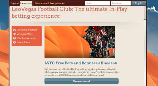 LeoVegas Sport Football Club