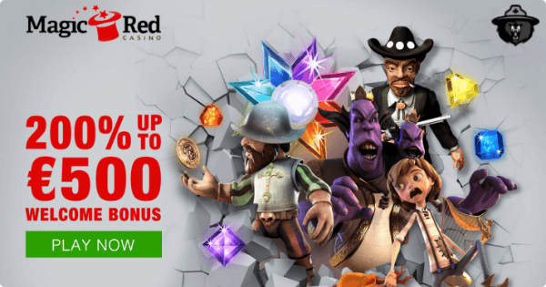 Magic Red Casino Special Offer