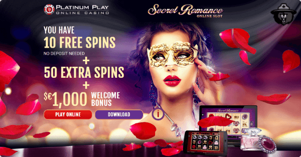 Platinum Play Casino Special Offer