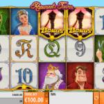 Rapunzel's Tower slot
