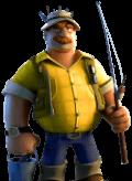 The Angler hero