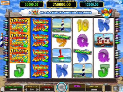 Lucky Larry's Lobstermania 2 - Play Free | IGT Software Casino Slots