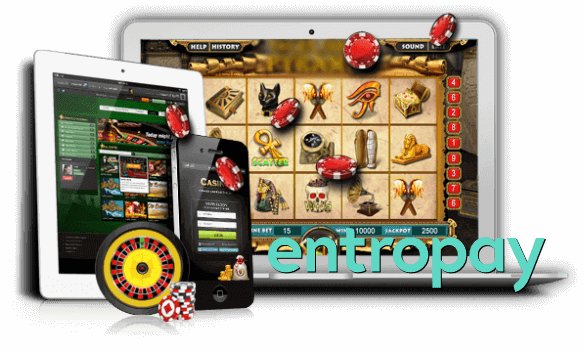 Online Casino with Entropay