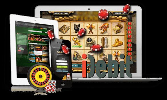 Online Casino with iDebit