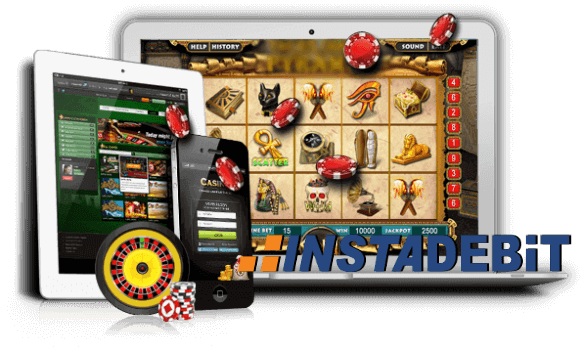Online Casino with InstaDebit