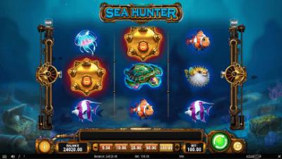 Sea Hunter slot