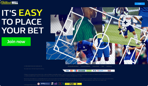 William HILL Sports Join Now