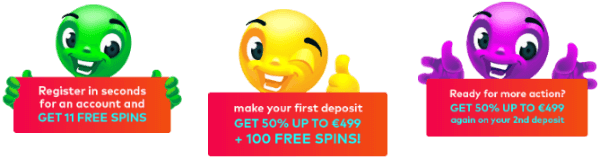 Fun Casino promotions