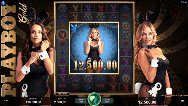 Playboy Gold Multiplier