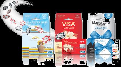 mastercard gift card casino