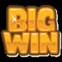 Big winning in casino