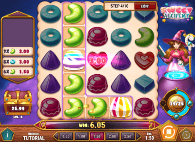 Sweet Alchemy slot