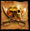 Pirate's Charm skull