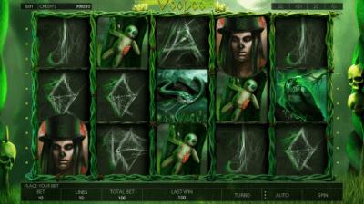 Voodoo slot