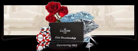 Casimba Casino VIP status