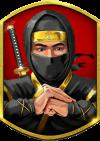 The Ninja scatter