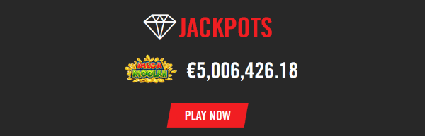 Vegas Hero Mega Moolah Jackpot