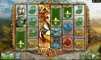 Dragon Born - Play Free | Big Time Gaming Software Casino Slots