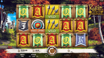 Robin of Sherwood - Play Free | Microgaming Software Casino Slots