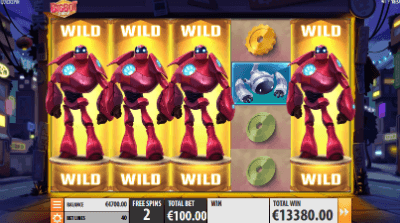 BigBot Crew - Play Free | Quickspin Software Casino Slots
