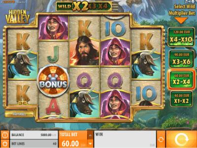 Spiele Hidden Valley - Video Slots Online