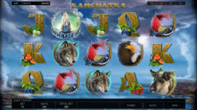 Kamchatka slot
